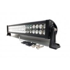 Двухрядная LED балка CH008 комбинированного света мощность 36-300W длина 26-139 см светодиоды 3W