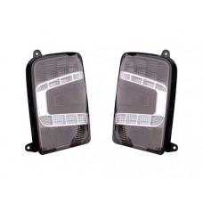 Стоп-сигналы светодиодные LED НИВА 2121, 21213, 21214 (комплект 2 шт.)