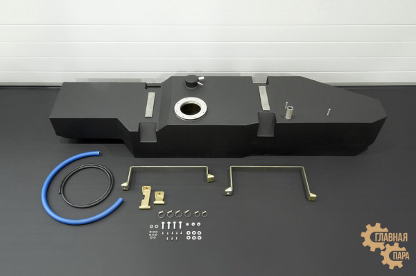 Бак топливный алюминиевый на 198 литров для Toyota Tundra 2007-2016 г.