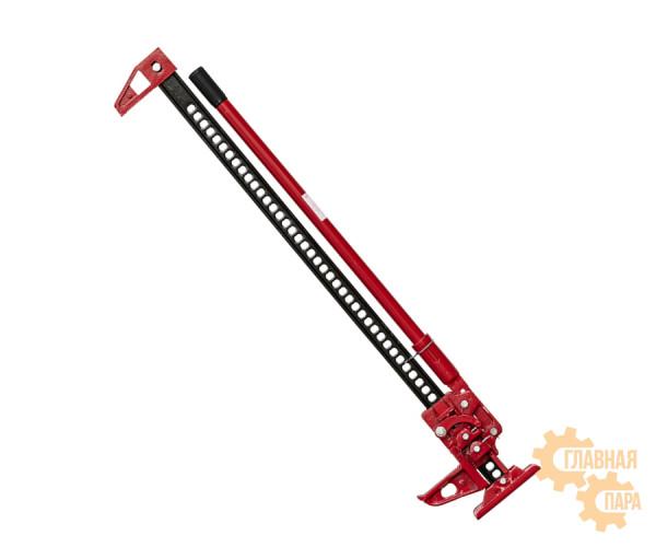 Домкрат реечный Farm Jack T083 чугун 120 см 3 т (усиленный)