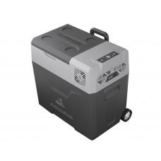 Kомпрессорный автохолодильник ALPICOOL CX-50 л, 12/24/220В (мобильная версия с колесами и телескопической ручкой)