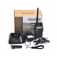 Рация портативная Baofeng UV-5R 5W (136-174 / 400-520 МГц)