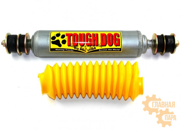 Амортизатор передний усиленный Tough Dog Ralph для Toyota Land Cruiser 76/78 2007+ лифт 50 мм (масляный)