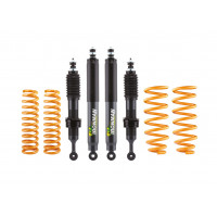 Комплект подвески Ironman PRO для Chevrolet Trailblazer 2012+ нагрузка перед 50 кг зад до 250 кг лифт 40 мм (масло)