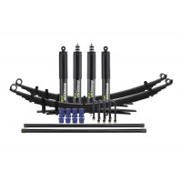 Комплект подвески Ironman PRO для Ford Ranger 2006-2011, Mazda BT-50 2006-2011 нагрузка до 200 кг лифт 40 мм (масло)