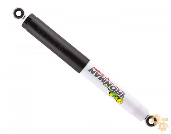 Амортизатор задний усиленный Ironman для Mitsubishi Pajero Sport 1998-2006 пружинный лифт до 40 мм (газовый)