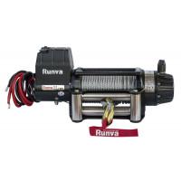 Лебёдка электрическая 12V Runva 9500 lbs 4350 кг (влагозащищенная)