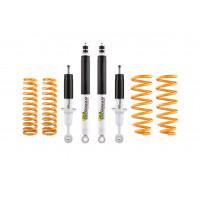 Комплект подвески Ironman для Nissan Pathfinder R51 нагрузка перед до 50 кг зад до 250 кг лифт 35-40 мм (газ)
