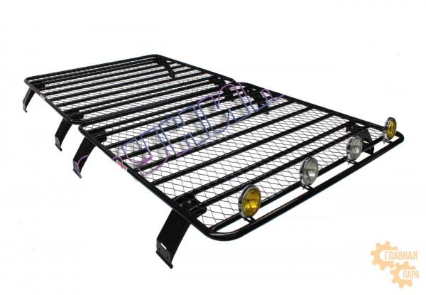 Багажник платформа УНИКАР для УАЗ 452, 2206, 3962