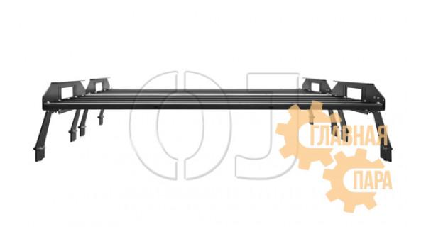 Багажник OJ 01.270.40 разборный высокой грузоподъёмности на Land Rover Defender 110 (2400х1400мм)
