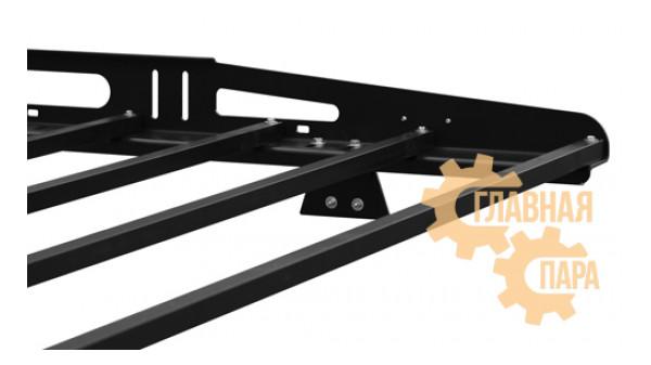 Багажник алюминиевый крашеный разборный 6-ти опорный 2,1х1,2м, 17кг