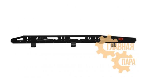 Багажник алюминиевый крашеный разборный 6-ти опорный 2,1х1,2м, 16кг