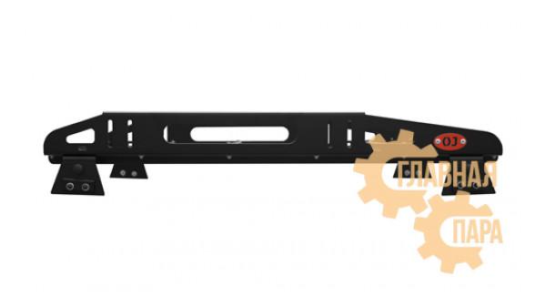 Багажник алюминиевый крашеный разборный 4-х опорный, 1,2х1,2м, 10кг