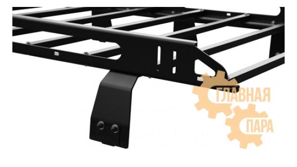Багажник алюминиевый крашеный разборный 6-ти опорный 1,6х1,6м, 17кг