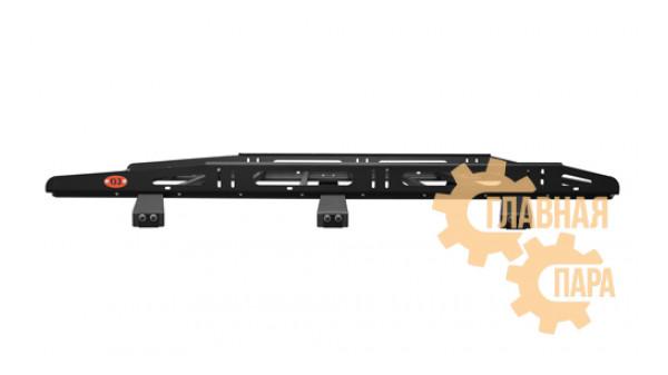 Багажник алюминиевый разборный OJ для Нива 2131, Patrol Y60/61, TLC80 (2100х1200 мм)