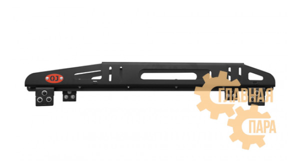 Багажник алюминиевый крашеный разборный 4-х опорный (стальные), 1,2х1,0м, 10кг