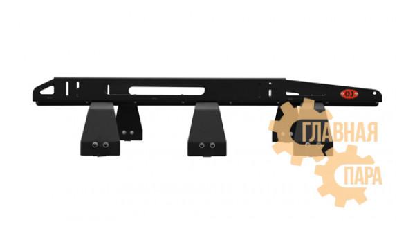 Багажник алюминиевый крашеный разборный 6-ти опорный, 1,7х1,3м, 17кг