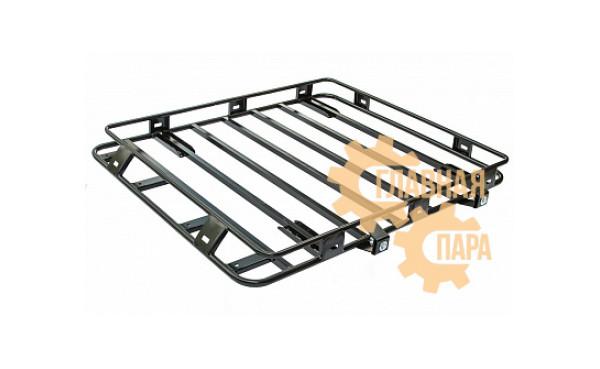 Багажник (корзина без крепежа) РИФ RIF007-12148 пикапы с креплением для HiJack (4 опорн, 1200x1400 мм )