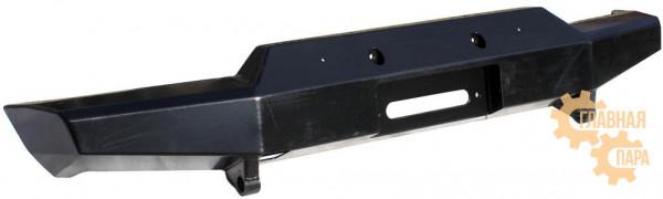 Бампер передний силовой РИФ RIFNVA-10306 на ВАЗ 2121 Нива и ее модификации