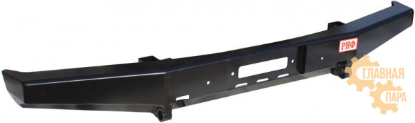 Бампер передний силовой РИФ RIF452-10601 на УАЗ Буханка, усиленный