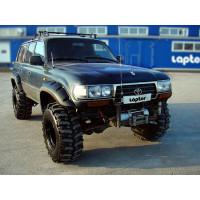 Расширители колёсных арок Lapter для Toyota Land Cruiser 80