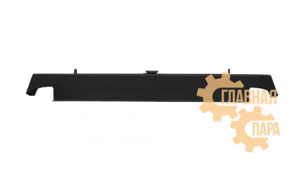 Задний силовой бампер OJ 03.411.51 для УАЗ Пикап с квадратом под фаркоп стандарт