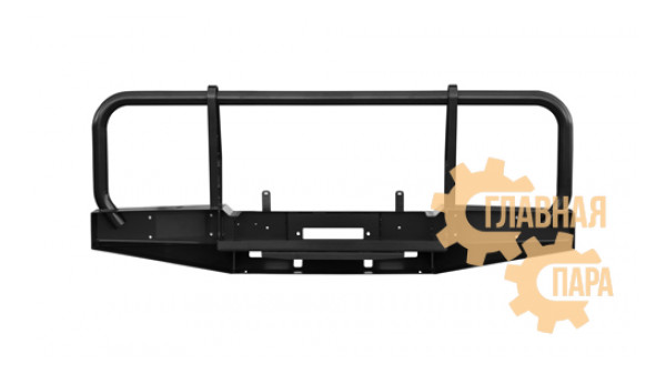 Бампер передний силовой OJ 02.204.11 на УАЗ Хантер лифт кузова 65мм