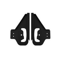 Комплект кронштейнов OJ 10.229.01 для бамперов Volkswagen Amarok с 2010 г. лифт 40 мм