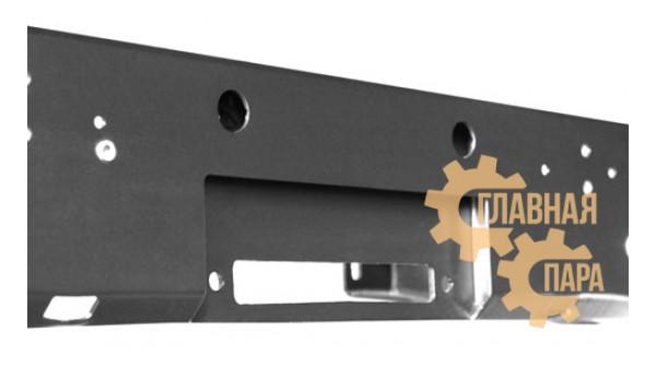 Бампер задний силовой OJ 03.107.01 для УАЗ Хантер с площадкой под лебедку