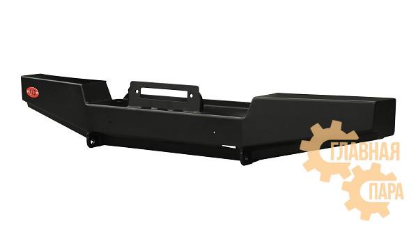 Бампер передний силовой OJ 02.222.10 на УАЗ Хантер стандартный кузов