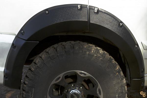 Расширители колесных арок Great Wall Hover H3 2010-2013
