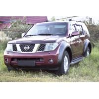 Расширители колесных арок Nissan Pathfinder 2004-2010 (R51)