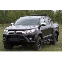 Расширители колёсных арок Toyota Hilux 2015+ 50 мм