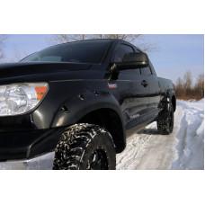 Расширители колесных арок (вынос 80 мм) Toyota Tundra 2007-2013