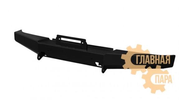 Бампер передний силовой OJ 02.220.51 на УАЗ Буханка без кенгурина