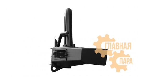 Бампер передний OJ 02.213.03 на УАЗ Буханка с кенгурином + доп. опции