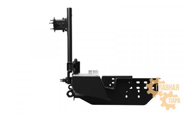 Задний силовой бампер OJ 03.142.02 для Mitsubishi L200 V 2015+ с калиткой запасного колеса