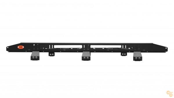 Багажник OJ 01.260.40 разборный высокой грузоподъёмности на TLC 80, Nissan Patrol Y60-61, 5 дверей (2100х1200мм)