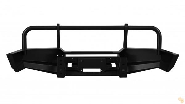Бампер передний силовой OJ 02.045.01 для Mitsubishi Pajero Sport 1