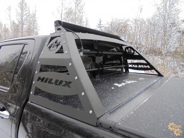 Дуга безопасности Toyota Hilux 2015+