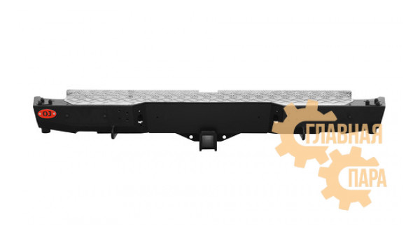 Задний силовой бампер OJ 03.405.01 для Nissan NP300 2010+