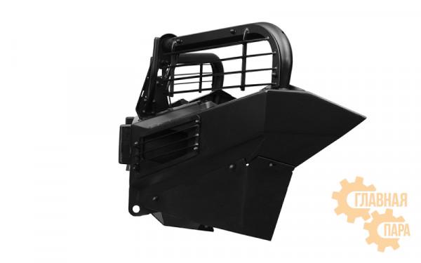 Бампер передний силовой OJ 02.033.03 для Mitsubishi L200 2015+