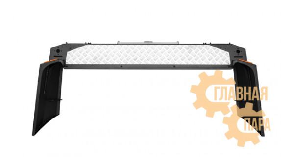 Задний силовой бампер OJ 03.121.04 для Toyota Land Cruiser 105