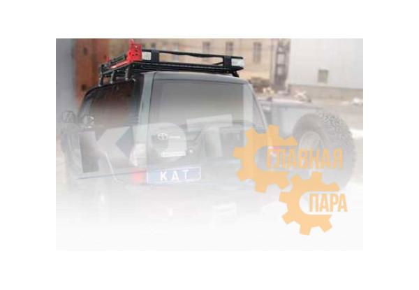 Багажник экспедиционный KDT для Land Cruiser Prado 90