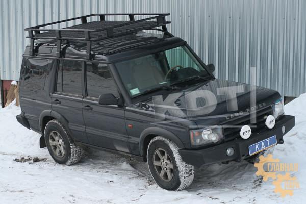 Багажник экспедиционный KDT для Land Rover Discovery 1, 2