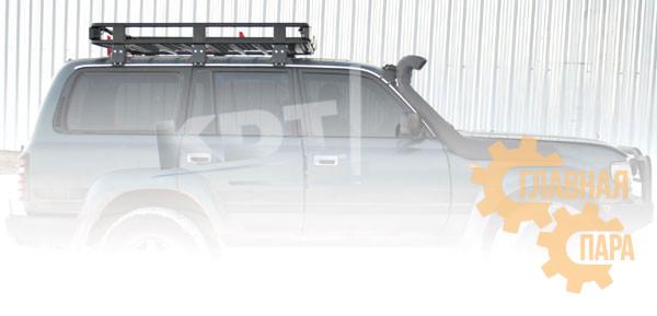 Багажник экспедиционный KDT для Toyota Land Cruiser 80