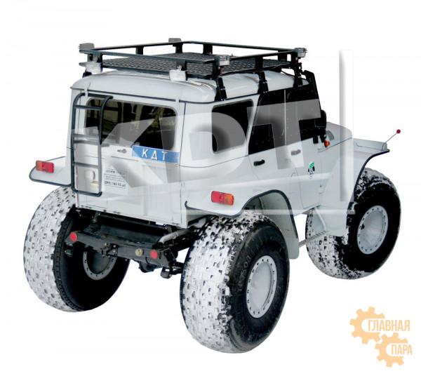 Багажник экспедиционный KDT для УАЗ классический